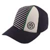 Striped Twill Cap Thumbnail