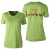 Ladies' Love That Bug T-Shirt Thumbnail