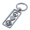 Peace Luv VW Keychain Thumbnail
