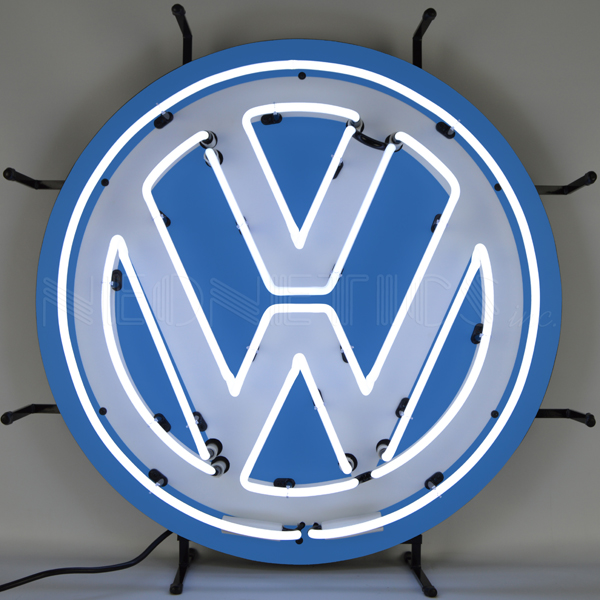 Product Detail Vw Neon Sign