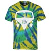 Tie Dye Mini Bus T-Shirt Thumbnail