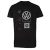 VW Logo Specifications T-Shirt Thumbnail